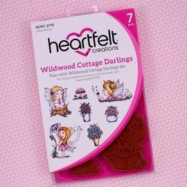 Wildwood Cottage Darlings Cling Stamp Set