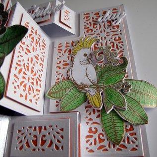 Heartfelt Creations Tropical Cockatoo Dies