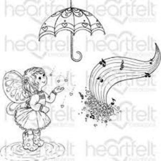 Singing In the Rain Stamp