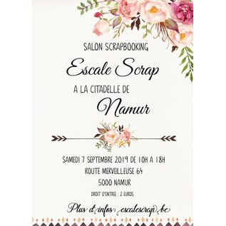 7 september 2019 Beurs Escale Scrap
