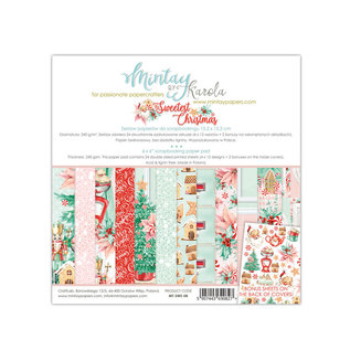 Mintay Mintay Papers - Sweetest Christmas - 6x6