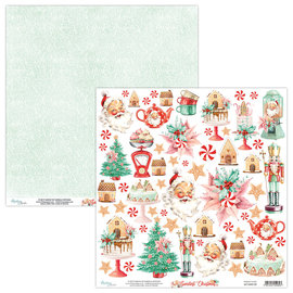 Mintay Mintay Papers - Sweetest Christmas - 09