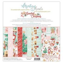 Mintay Mintay Papers - Sweetest Christmas - 15x15