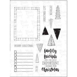 ModaScrap ModaScrap - Clear Stamp - Good Cheer For  Christmas