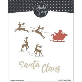 ModaScrap ModaScrap - Dies - Santa Claus 20/9