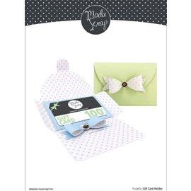 ModaScrap ModaScrap - Dies - Gift Card Holder 20/9