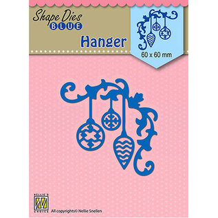 Nellie's choice Christmas hanger-2