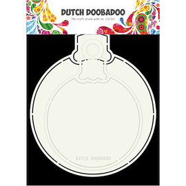 Dutch Doobadoo Card Christmas ball