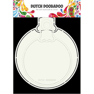 Dutch Doobadoo Card Christmas ball