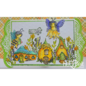 Honey Bee Bungalows Cling Stamp Set