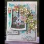 Dogwood Chapel Cling Stamp Set