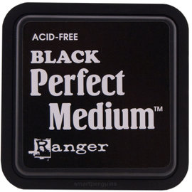 Ranger Black Perfect medium  3x3""