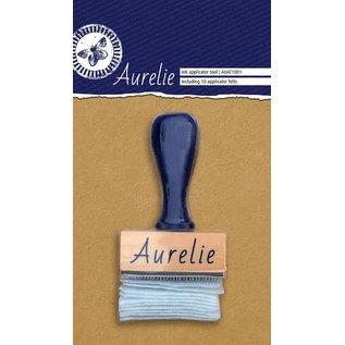 Aurelie Ink applicator + 10 felts