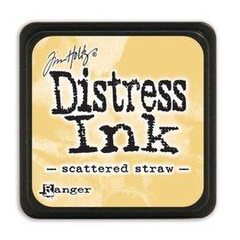 Ranger Tim Holtz distress mini ink pad scattered straw