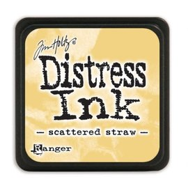 Ranger Tim Holtz distress mini ink scattered straw
