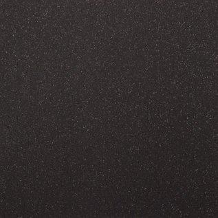 Florence • Glitter papier zelfklevend Black 30.5x30.5 cm