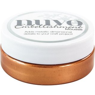 Nuvo Nuvo Embellishment Mousse Fresh Copper