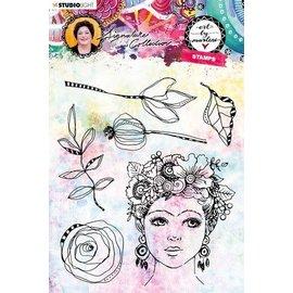 Studio Light Studio light Clear Stamp Art By Marlene 4.0 nr 41