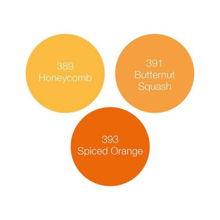 Tonic Studios Nuvo alcohol marker pen x3 - fragrant oranges