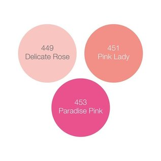Tonic Studios Nuvo alcohol marker pen x3 - rosy pinks