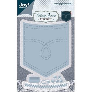 Joy! crafts Noor - Vintage broekzak