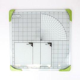 "Tonic Studios Tonic Studios glass cutting mat 12x12"""