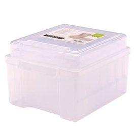 Vaessen Vaessen Creative • Opbergdoos snijmallen box met 6 dozen