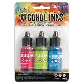 Ranger Tim Holtz alcohol ink x3 dockside picnic