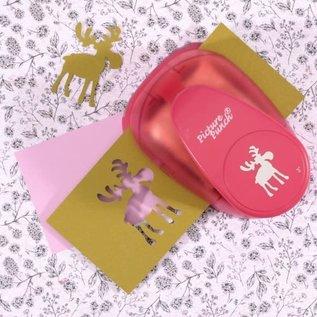 Vaessen Vaessen Creative • Figuurpons rendier super jumbo