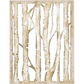 Sizzix Sizzix Thinlits Dies By Tim Holtz Branched Birch