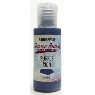 """purple rain Fresco Finish Chalk Acrylics """" PAARSE TINTEN"""""""