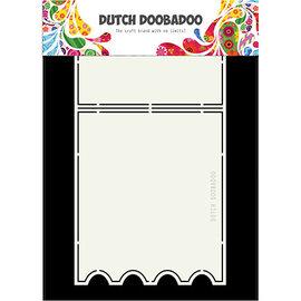 Dutch Doobadoo Card Ticket