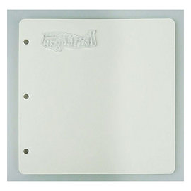 Nellie's choice 10 Refill white plates for storage case efc004