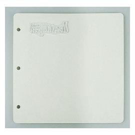 Nellie's choice 10 Refill white plates for storage case efc004