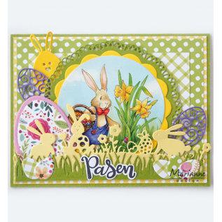 bunny border