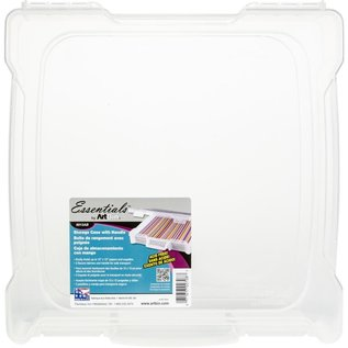 "ArtBin Essentials Box W/Handle 12""x12"""
