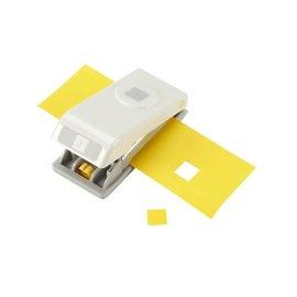 """EK Tools EK tools punch 1,3cm-0.5"""" square"""