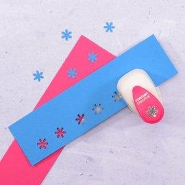 Vaessen Figuurpons sneeuwvlok mini