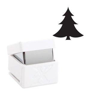 X-cut medium palm punch - Christmas tree