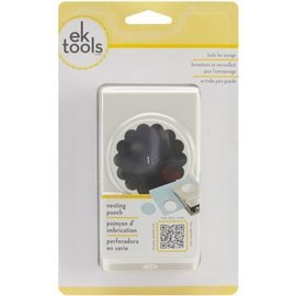 "EK Tools EK tools large punch Scallop Circle, 1.75"""
