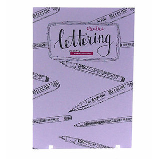 A5 Oefenblok Creative Lettering