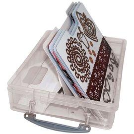 Zutter Zutter Magnetic Die & Stamp Storage Case