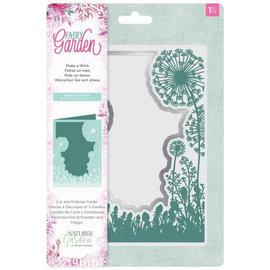 Fairy Garden - Cut&Emboss folder - Make a wish (Doe een wens)