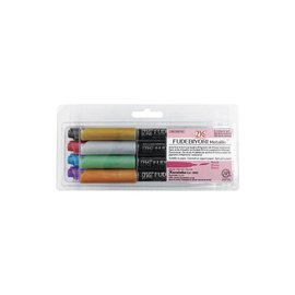 ZIG Fudebiyori Metallic Pens 8/Pkg