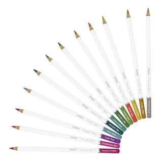 Nuvo Nuvo Watercolor Pencils -  Dark Shadows - 12/Pkg
