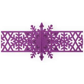 Gemini Gemini Elements - Wrap snijmal - Decorative Snowflake