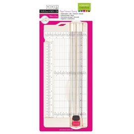 Vaessen Paper cutter with scoring tool 11x30.5cm