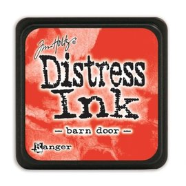 "Ranger Tim Holtz  Distress MINI ink pad ""RODE tinten"""