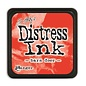 "Ranger Tim Holtz  Distress MINI ink pad ""RODE tinten"""