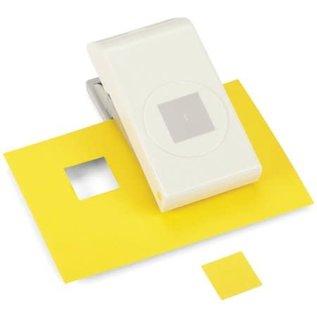 """EK Tools EK tools punch 2,5cm-1"""" square"""